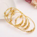 12pcs-Gold-bell-Bangle-for-Women-Dubai-india-Bride-Wedding-kid-girl-Africa-Bangle-Arab-Jewelry-1