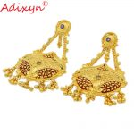 Adixyn-Indian-Big-Size-Jewelry-Sets-For-Women-Gold-Color-Long-Necklace-Earrings-African-Dubai-Arab-3