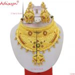 Adixyn-Indian-Big-Size-Jewelry-Sets-For-Women-Gold-Color-Long-Necklace-Earrings-African-Dubai-Arab-5