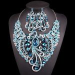 Big-Crystal-Bridal-Jewelry-Sets-Wedding-Party-Costume-Accessory-Indian-Necklace-Earrings-for-bride-Peacock-jewellery-1