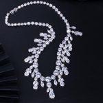 CWWZircons-Luxury-Dark-Blue-Women-Wedding-Party-Dress-Jewellery-Big-Dangle-Drop-Bridal-CZ-Necklace-Earrings-4