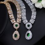 CWWZircons-Top-Quality-Yellow-Gold-Color-Green-African-Cubic-Zirconia-Beads-Bridal-Wedding-Jewelry-Sets-for-1