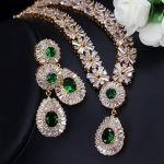 CWWZircons-Top-Quality-Yellow-Gold-Color-Green-African-Cubic-Zirconia-Beads-Bridal-Wedding-Jewelry-Sets-for-2