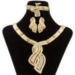 Fashion-African-Dubai-Gold-Jewelry-Nigerian-Crystal-Necklace-Hoop-Earrings-Women-Italian-Bridal-Jewelry-Sets-Wedding