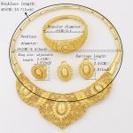 Liffly-Fashion-Gold-Women-Jewelry-Sets-Big-Necklace-Ring-Nigerian-Wedding-Party-Luxury-African-Jewelry-Set-5