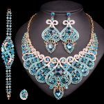 Luxury-Bridal-Jewelry-Set-for-Wedding-Crystal-Ring-Bracelet-Necklace-Earring-Set-Indian-Party-Costume-Accessories