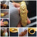 Wando-4Pcs-Wedding-Gold-Color-Jewelry-Bangles-For-Women-Girls-Bracelet-Arab-Ethiopian-jewelry-Bridal-Bangles-1