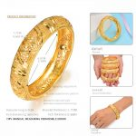 Wando-4Pcs-Wedding-Gold-Color-Jewelry-Bangles-For-Women-Girls-Bracelet-Arab-Ethiopian-jewelry-Bridal-Bangles-3